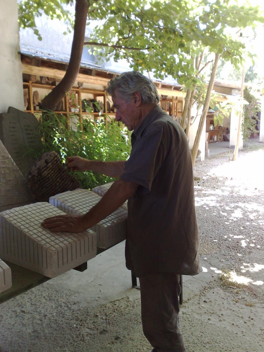 Pinuccio Sciola_Singende Steine