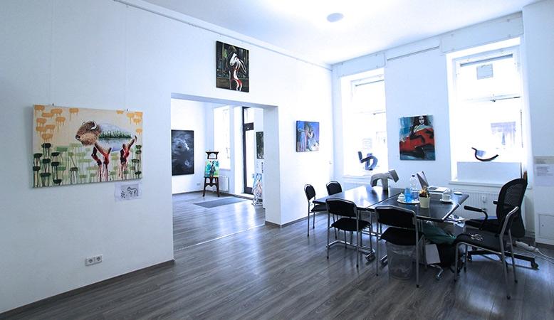 Galerie sucht Kuenstler in Berlin