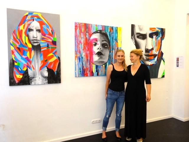 Vernissage Achtzig Galerie